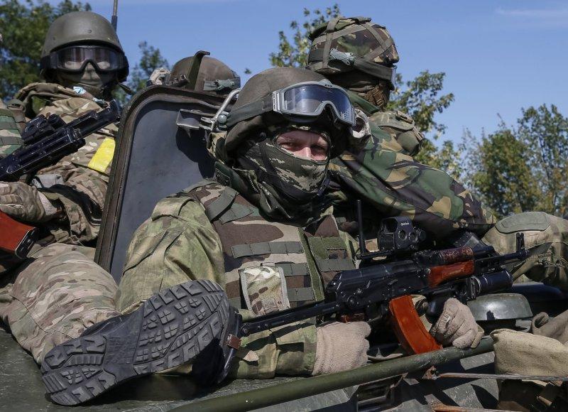 Ukrainos armijos kariai