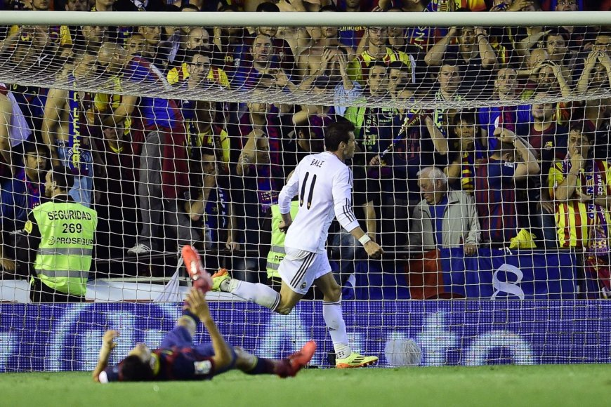 Garetho Bale'o įvartis
