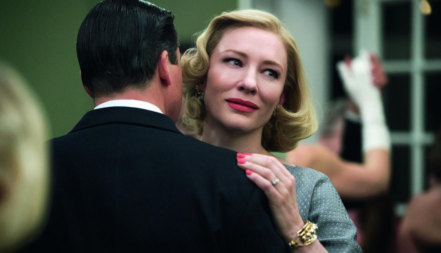 "Kadras iš filmo/Cate Blanchett filme ""Kerol"""