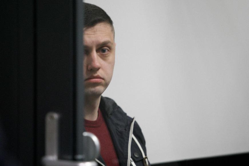 Martynas Sasnauskas teisme