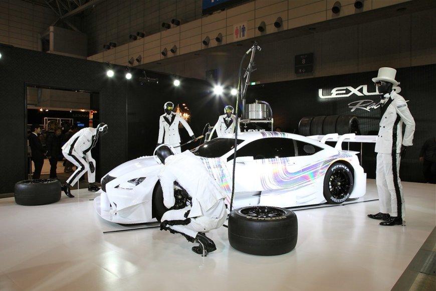 """""""Tokyo Auto Salon 2014"""" paroda"""