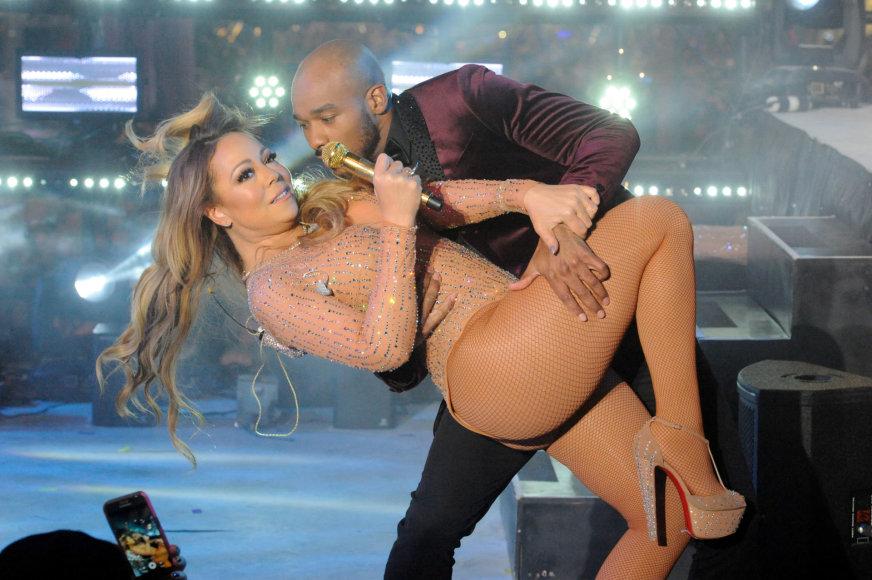 Mariah Carey Taimso aikštėje