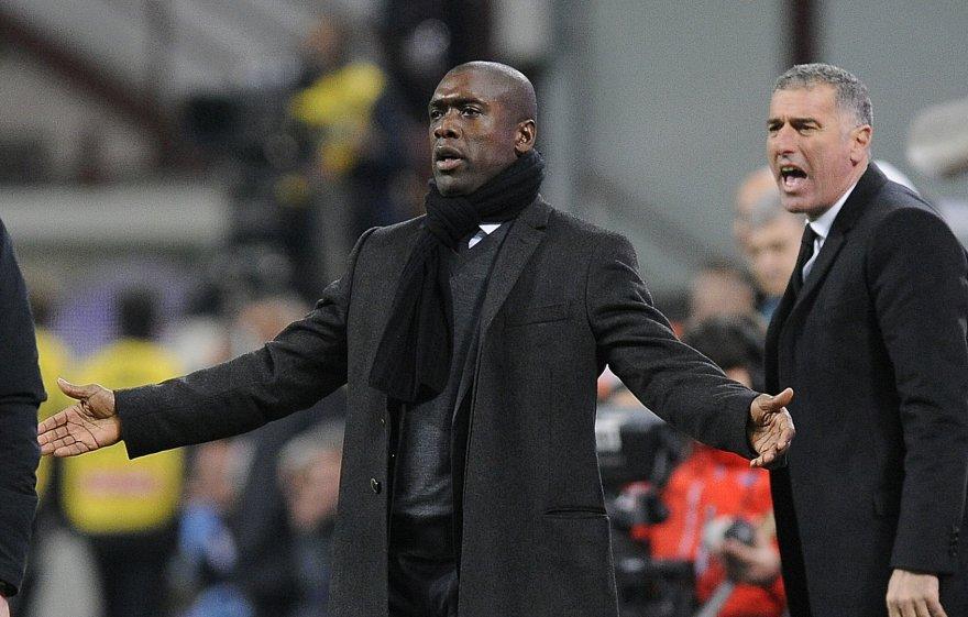 """Milan"" treneris Clarenceas Seedorfas"