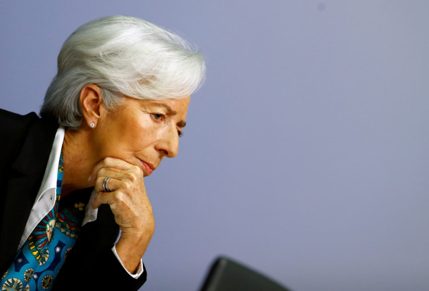 """Reuters""/""Scanpix"" nuotr./Christine Lagarde"