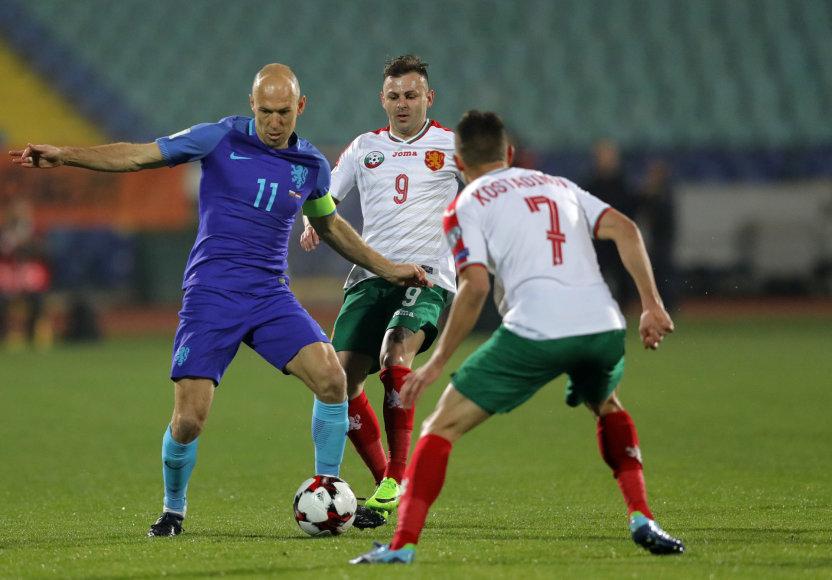 Bulgarija – Olandija