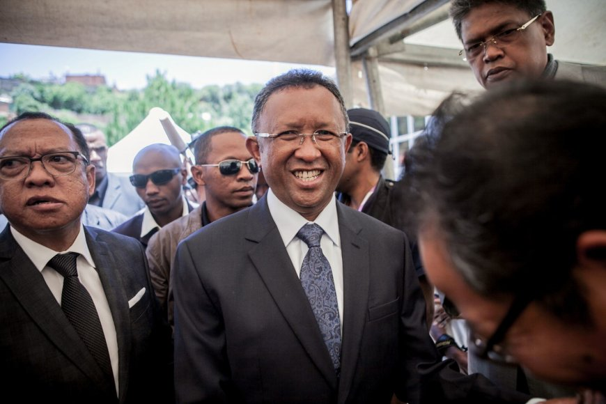 Hery Rajaonarimampianina, Madagaskaro prezidentas