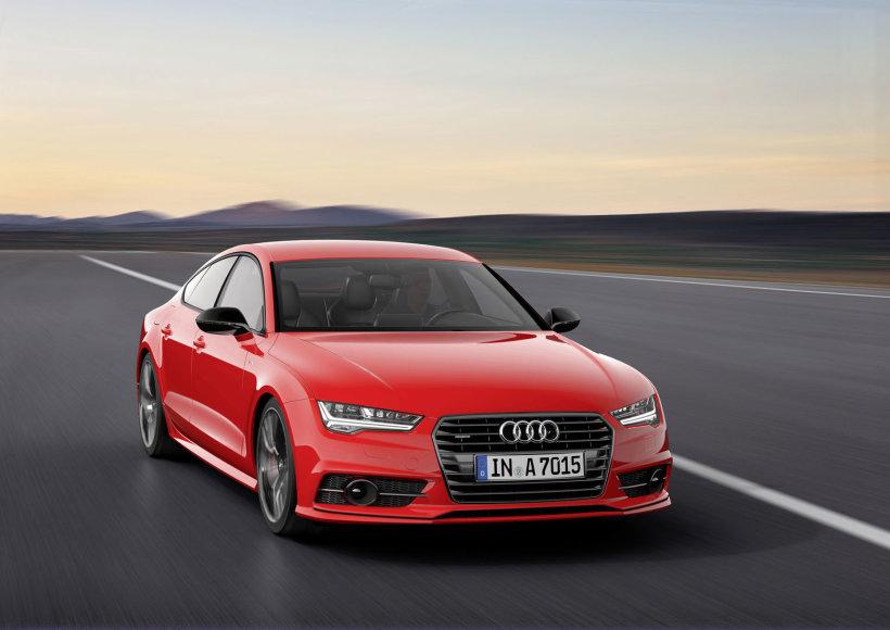 """Audi A7 Sportback 3.0 TDI competition"""