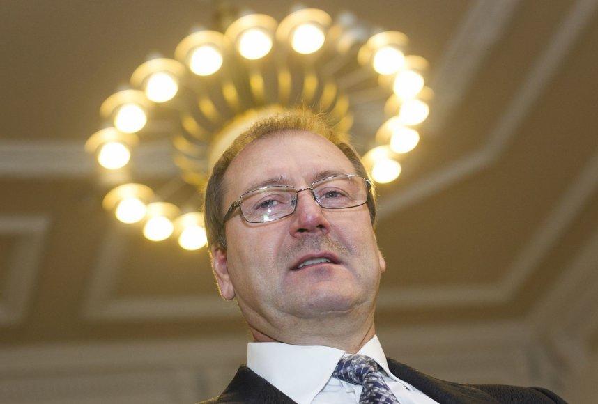 Viktoras Uspaskichas teisme