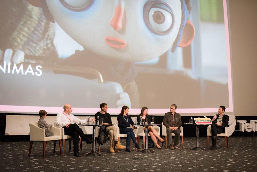 """""""Kino pavasario"""" kino seansas–diskusija apie beglobių vaikų pilnavertį gyvenimą"""