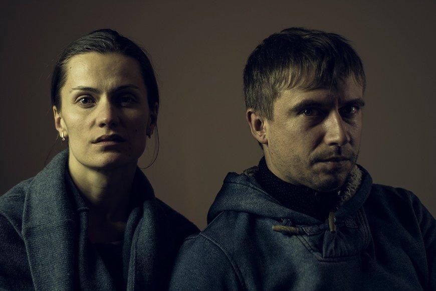 Jurga Šeduikytė ir Marius Jampolskis
