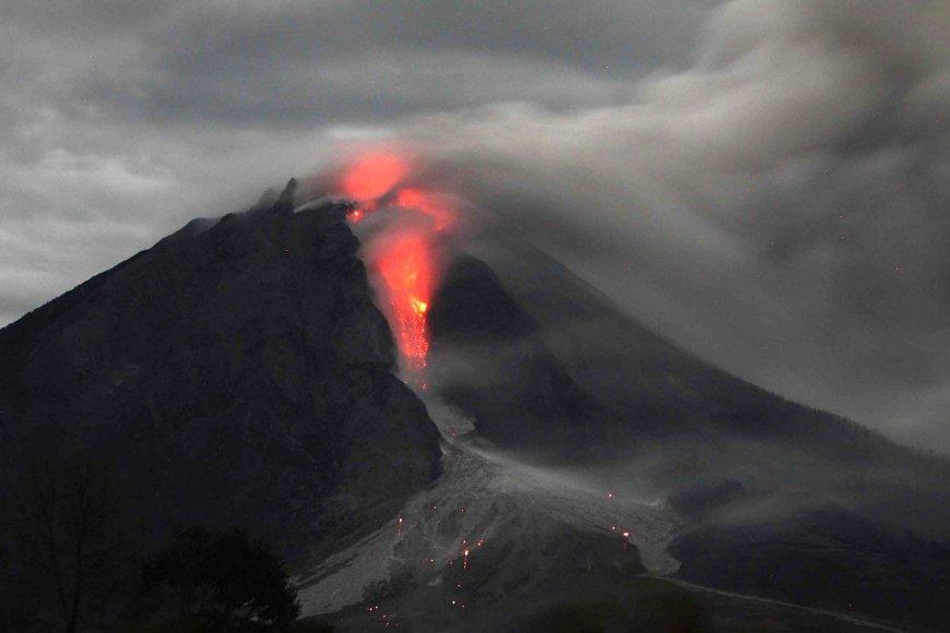 Sinabungo ugnikalnis