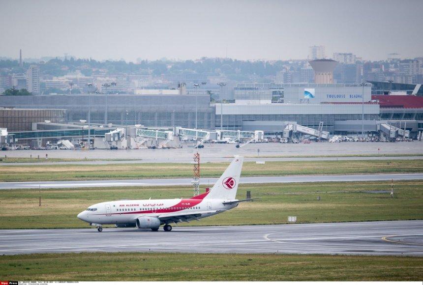 """Oro bendrovė """"Air Algerie"""" lėktuvas"""