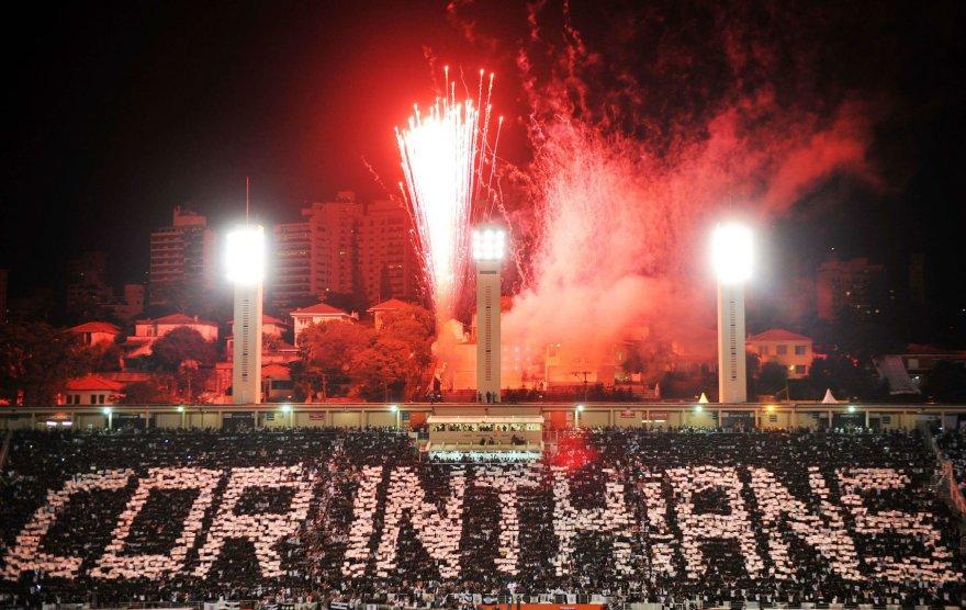 """Corinthians"" sirgaliai"
