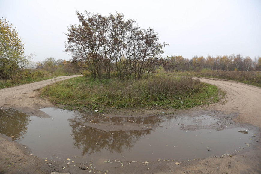 Nenaudojamos žemės sklypas Vilniuje