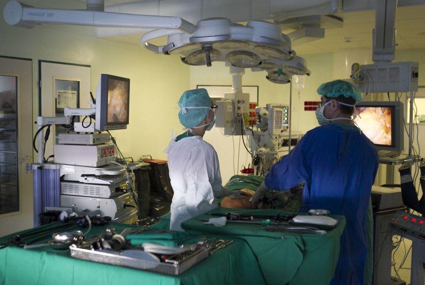Santariškių klinikose