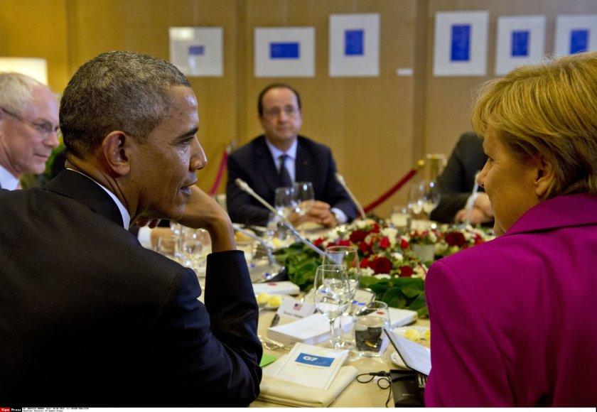 G7 susitikimas Briuselyje