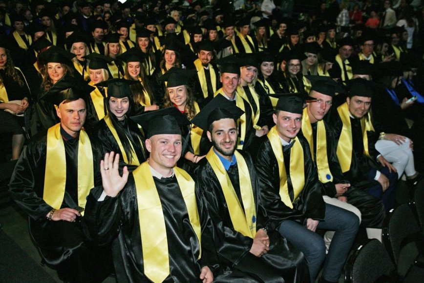 ŠU absolventai