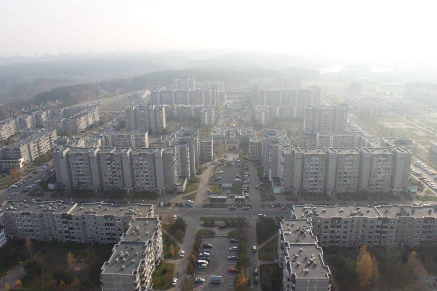 Smogas Vilniuje