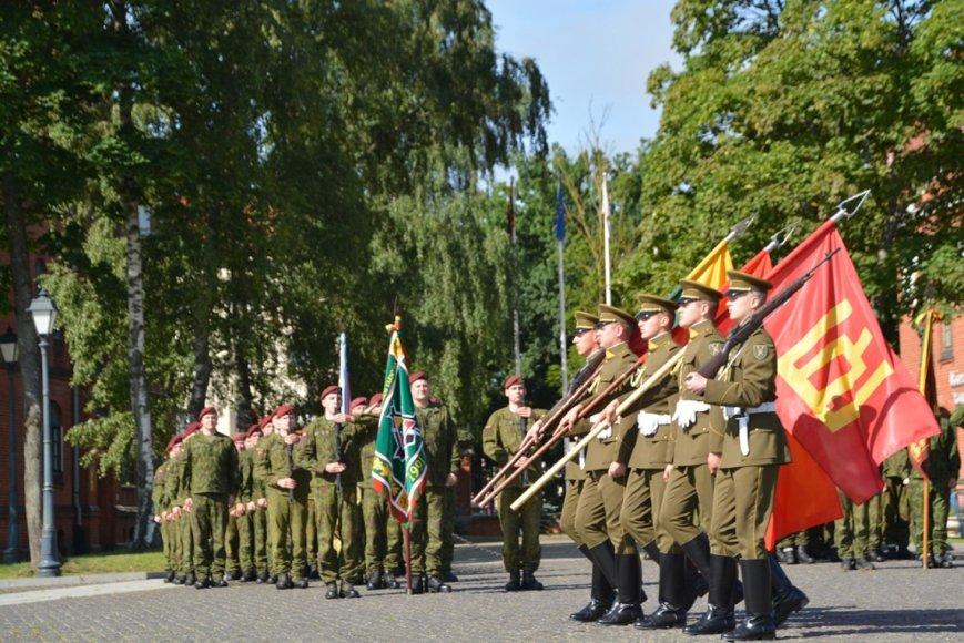 Sausumos pajėgų diena Klaipėdoje
