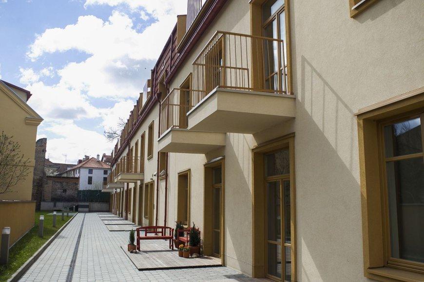 Namas Vilniaus Klaipėdos g.