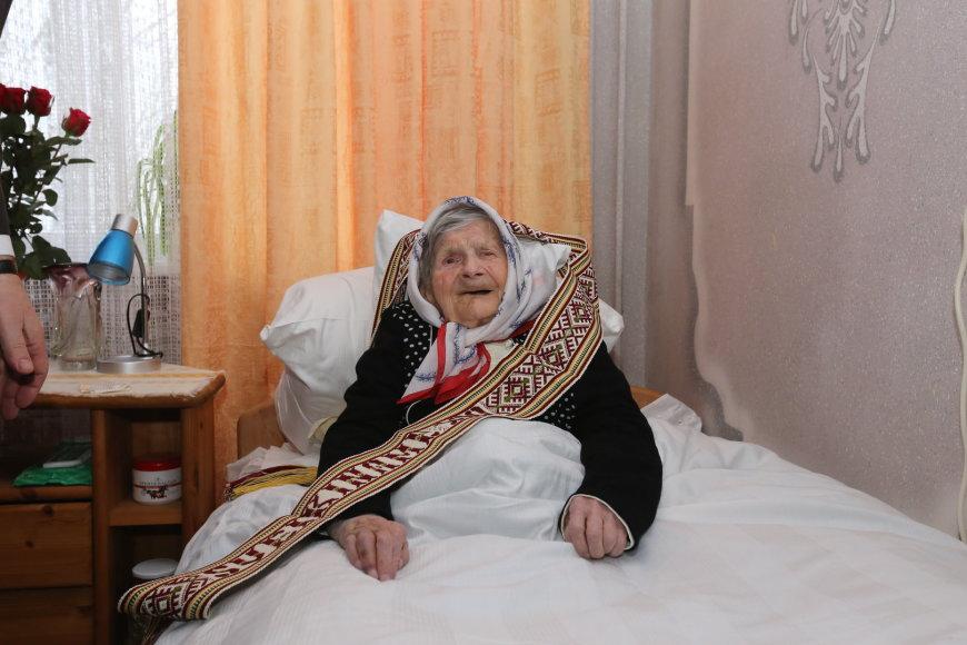 Jubiliatė S.Korkienė