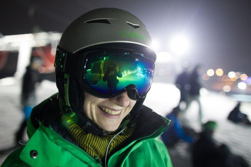 Nustebinęs Liepkalnis: lietuviai turi kur slidinėti