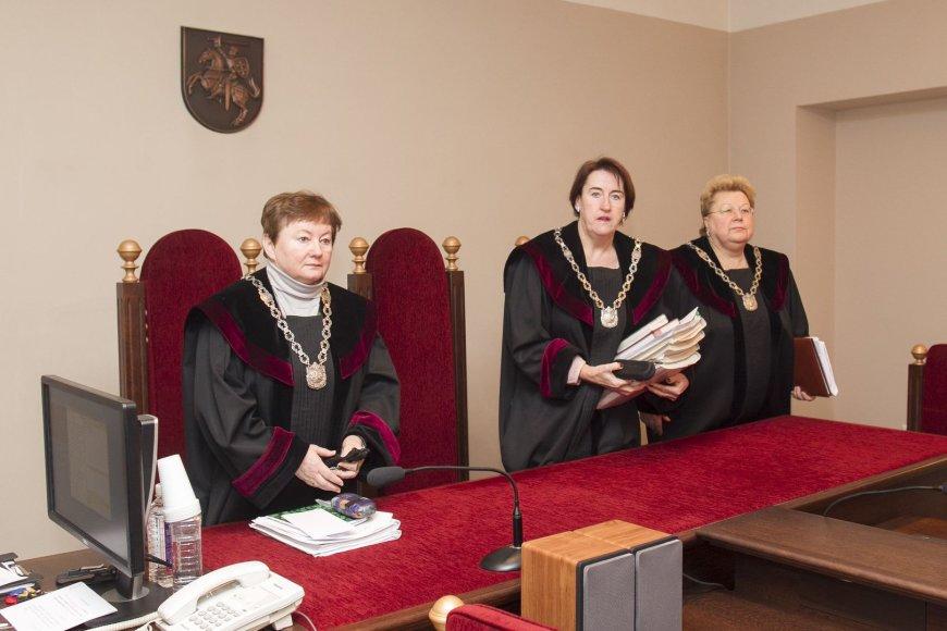 Č.Mlyniko, A.Laktionovo ir A.Ryžovo bylos nagrinėjimas Vilniuje