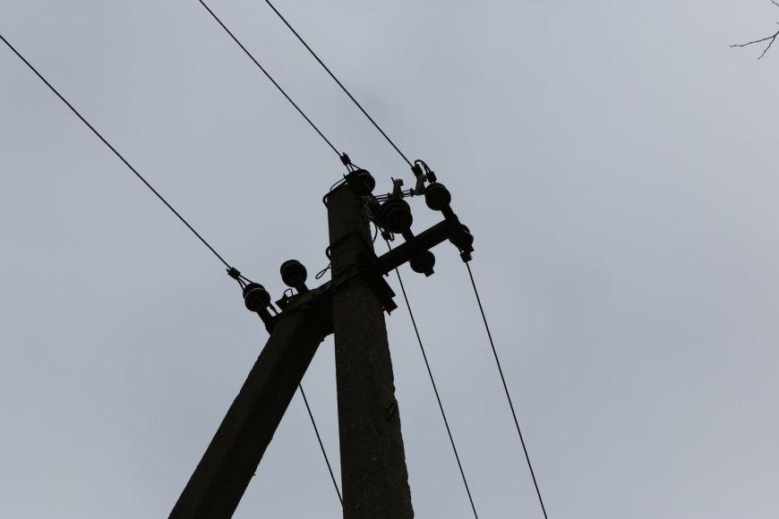 Gardamo seniūnijoje žuvo elektrikas