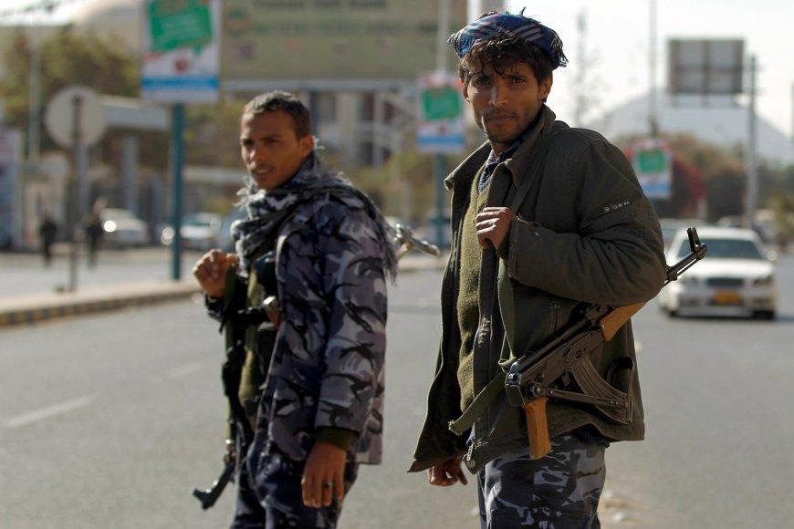 Jemeno kariai Sanoje