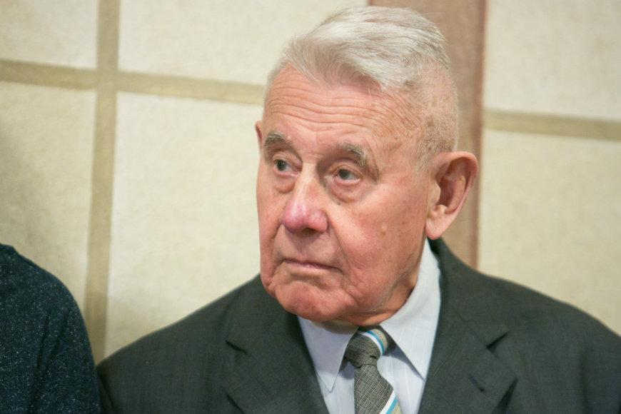 Profesorius Edvardas Gudavičius