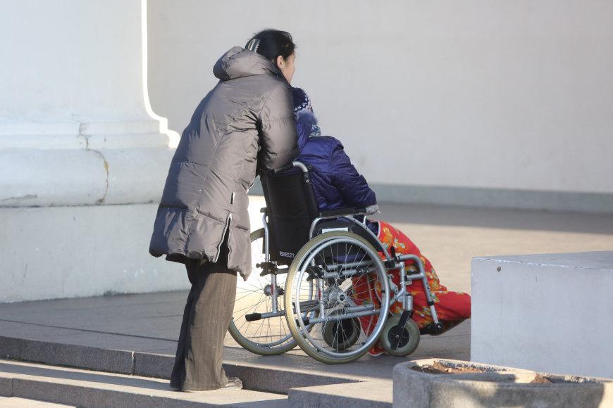 Neįgalus žmogus