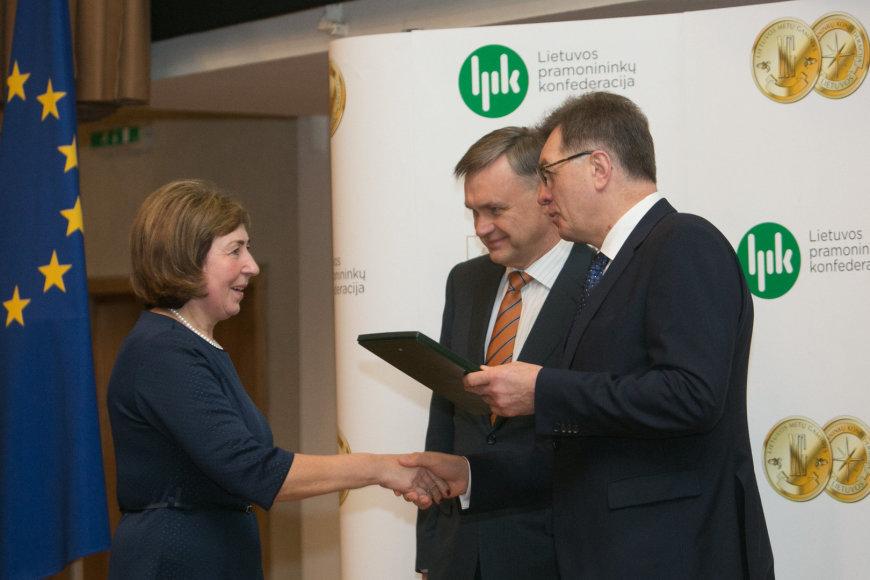 """""""Lietuvos metų gaminys 2014"""" apdovanojimai"""
