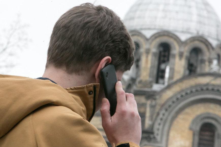 Telefoninis sukčius