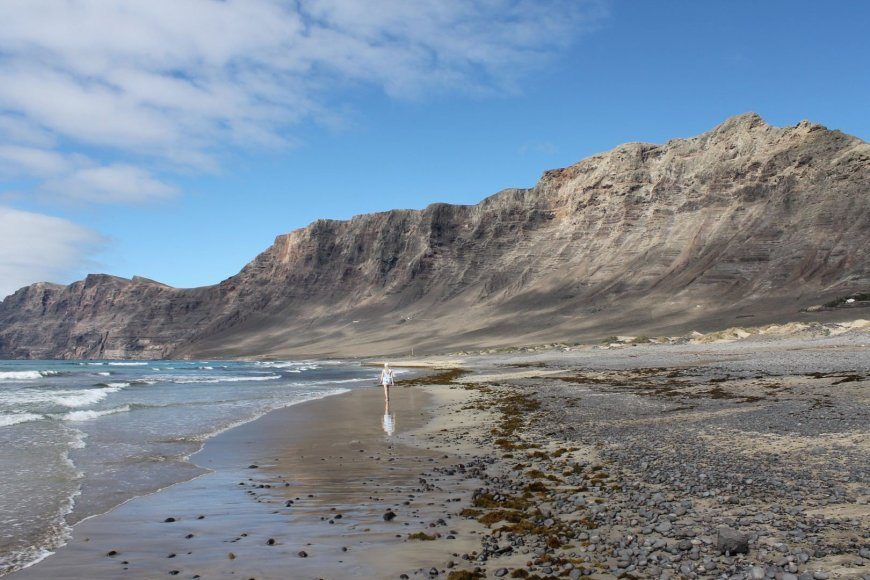Viena iš Kanarų salų – Lanzarotė