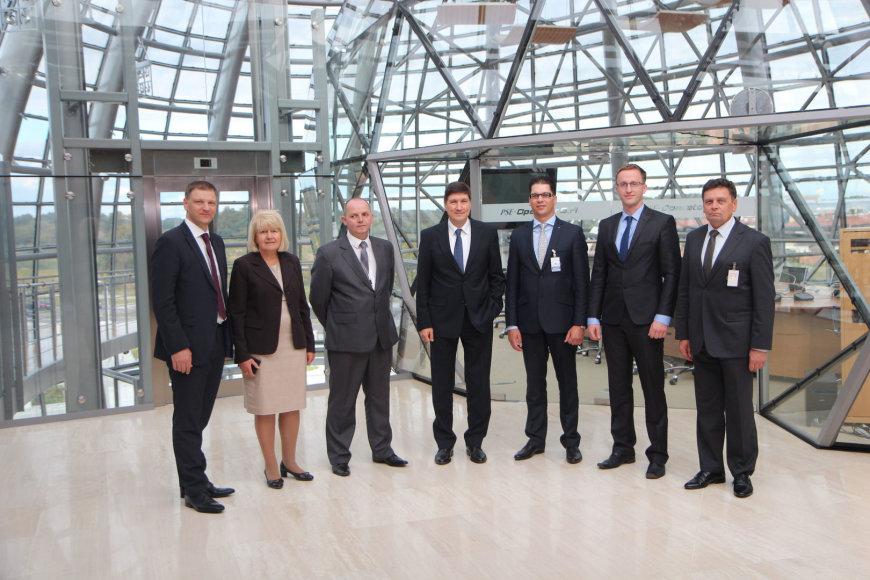 Litgrid ir PSE vadovų susitikimas