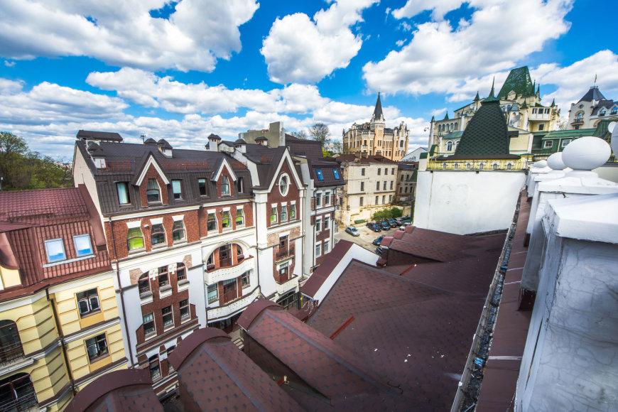 Auksinių stogų Kijevas