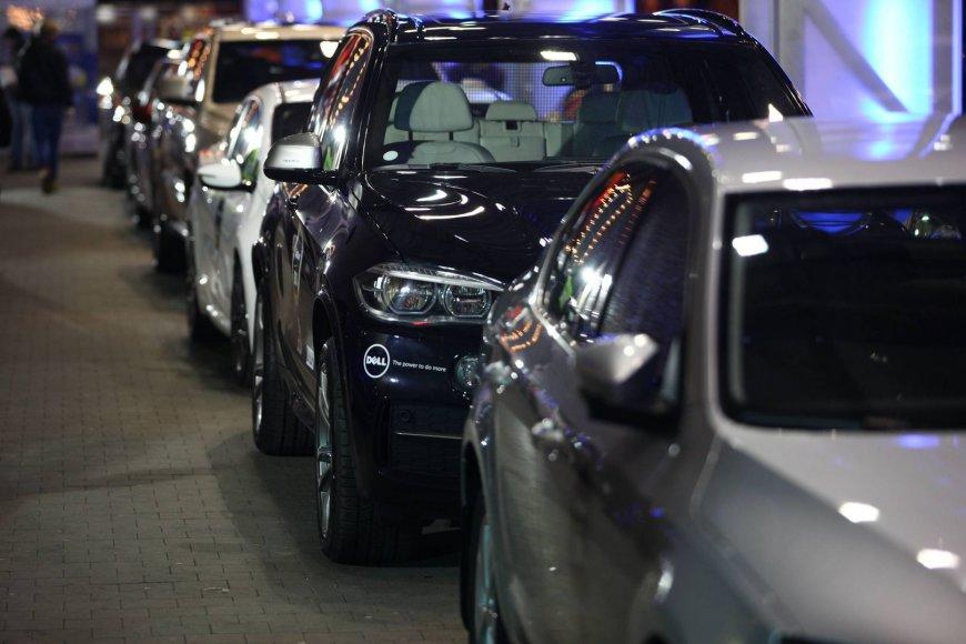 """Baltijos šalių """"Metų automobilio"""" rinkimų startas Viniuje"""