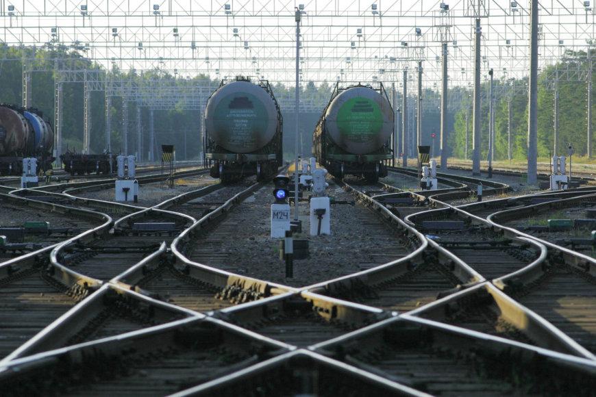 Šalies transporto infrastruktūros modernizavimas.
