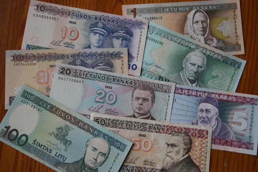 Lietuvos pinigai