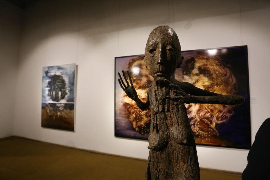 """Tarptautinė paroda """"Šiuolaikinis prancūzų ekspresionizmas ir ne tik"""""""