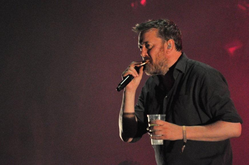 "Festivalis ""Positivus 2014"": pirmoji naktis ir antroji diena"