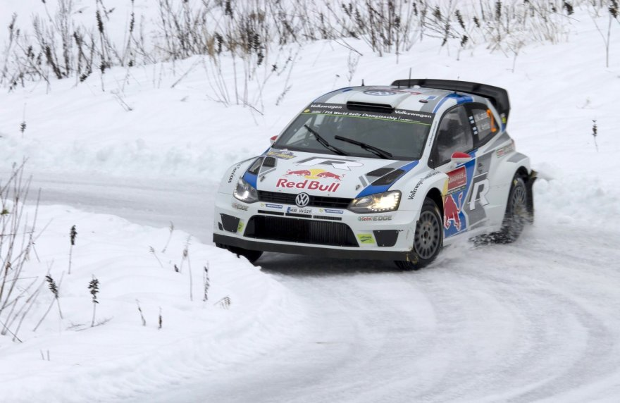 WRC varžybos Švedijoje