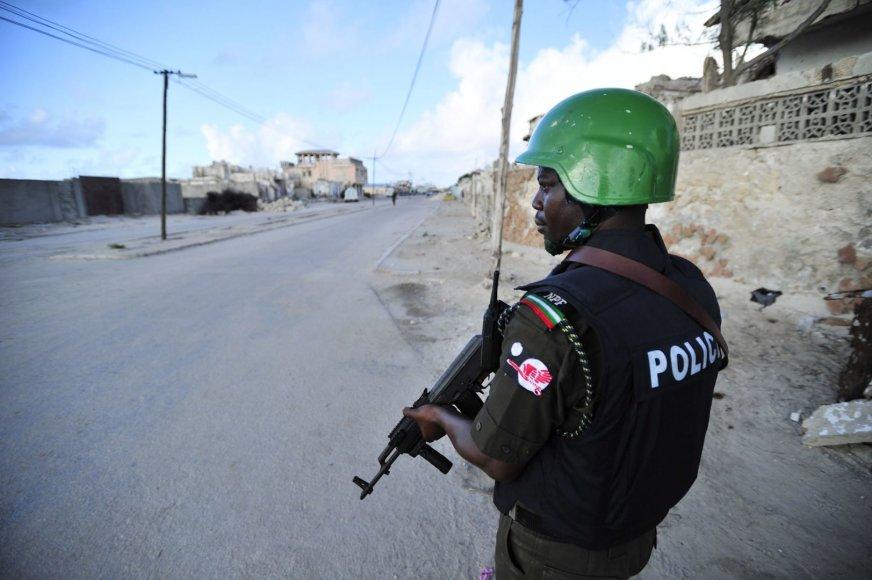 Policija Nigerijoje