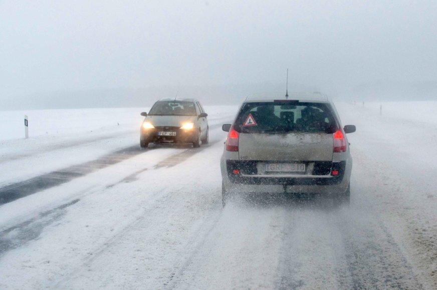 Kelias Panevėžys-Šiauliai