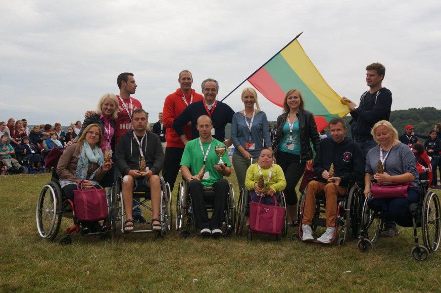 Tarptautinė vasaros stovykla neįgaliam jaunimui