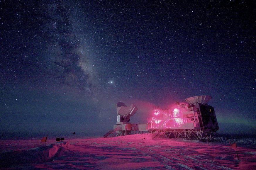 Teleskopas BICEP