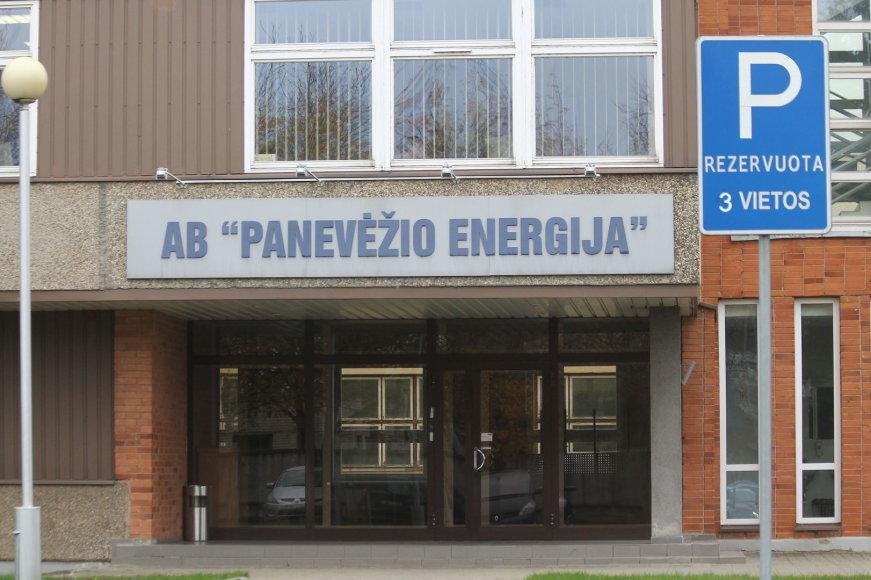 """AB """"Panevėžio energija"""""""
