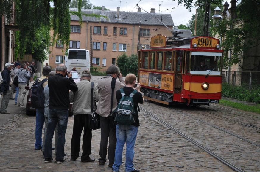 Tai, kas mums, lietuviams, neįdomu, turistams – egzotika. Šįkart tai troleibusai