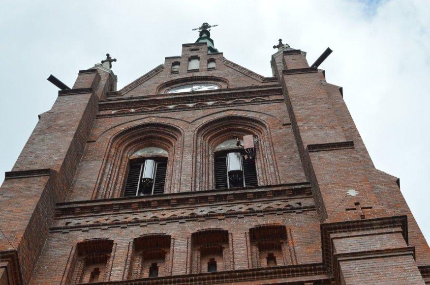 Palangos bažnyčios bokštas