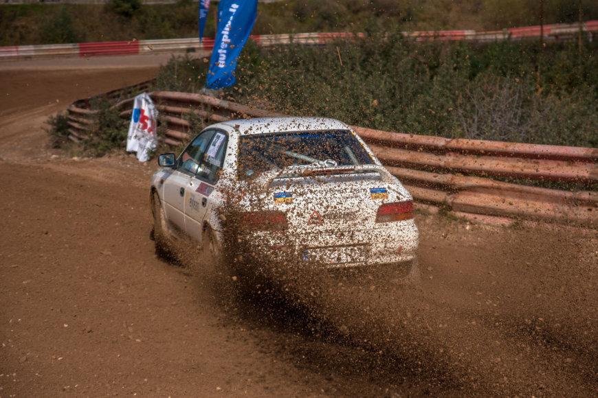 """""""Subaru Versmė 2014"""" """"Liqui Moly"""" taurei laimėti"""